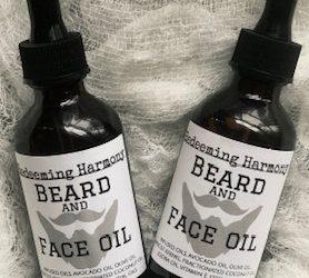 Beard and Face Oil